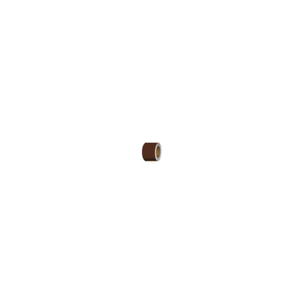 Over item handling ☆ DIY Industries 25-500-4100-620 Floormark 4 in. ft. Max 44% OFF x Brown 100 -