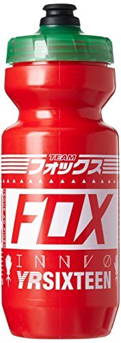 Fox Uni Union 22 oz Wasserflasche, Red, One size