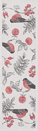 Ekelund Wintervogel Tischläufer 35x120 cm