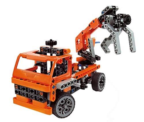 Wetenschap en Spel - Mechanica vrachtwagen 200-delig (290148)