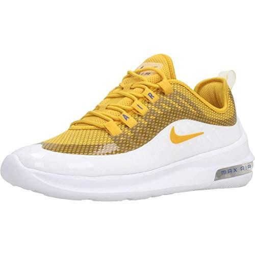 Nike Air MAX Axis Prem, Zapatillas para Correr de Diferentes Deportes para Mujer, Dark Sulfur/Dark Sulfur/White, 40.5 EU
