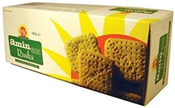 Aminex Low Protein Rusks 200g Estimated Price : £ 15,53