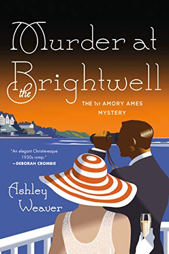 Murder At The Brightwell by Ashley Weaver ebook deal