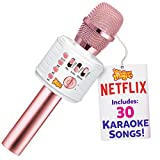 Move2Play Bluetooth Karaoke Microphone for Kids, Toy for 4 5...