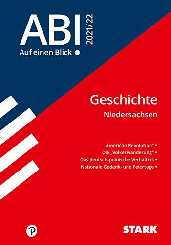 STARK Abi - auf einen Blick! Geschichte Niedersachsen 2021/22