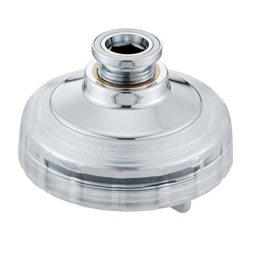 Novamem DrinkPure™ I Wasserhahnfilter I Swiss Made I Patentierte Technologie filtert Bakterien, Mikroplastik und Pestizide