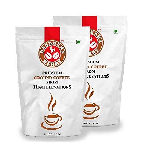 Baarbara Berry Premium Filter Coffee Bean Powder for Speed-up Weight Loss(Black Coffee), 250g (2)