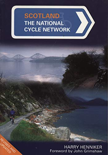 Scotland: The National Cycle Network (National Cycle Network Route) [Idioma Inglés]
