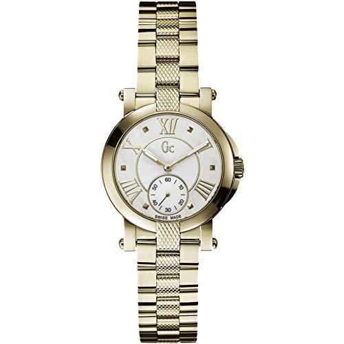 GUESS Collection GC Demoiselle Damen 32MM SAPHIRGLAS Uhr X50002L1S