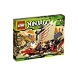 Toy / Game LEGO Ninjago Destiny's Bounty 9446 With 6 Minifigures, Golden Hypnobrai Staff And 16 Weapons by 4KIDS