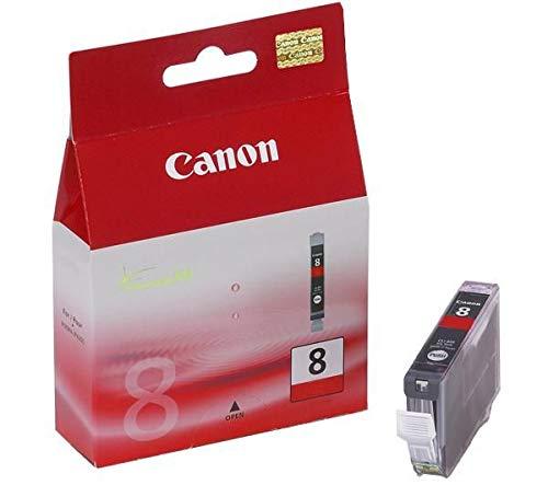 Original Canon 0626B001 / CLI-8R Tinte Red für Canon Pixma Pro 9000 Mark II