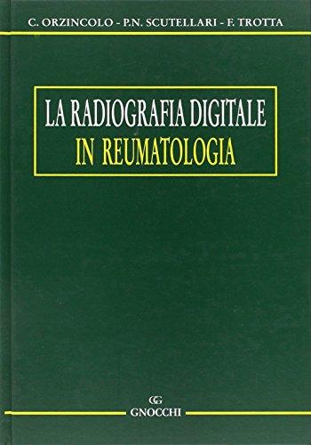 La radiografia digitale in reumatologia