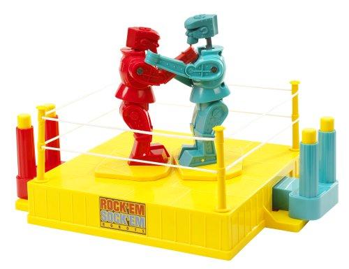 35TH Anniversary Rock 'em Sock 'em Robots Game (Discontinued by manufacturer)