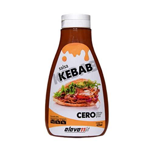 Elevenfit Salsa Elevenfit sabor Kebab - 425 ml