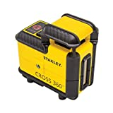 Stanley STHT77640-1 Nivel láser 360 grados de luz roja...