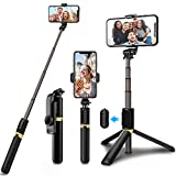 Best Selfie Sticks - JPARR Selfie Stick Tripod, 4 in 1 Selfie Review