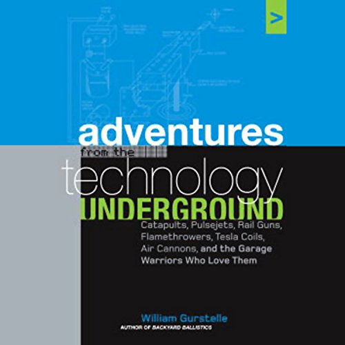 Adventures from the Technology Underground audiobook cover art