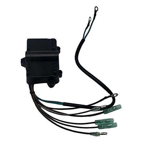 freneci Caja de Interruptores CDI Power Pack Reemplazo de Pieza para Outboard 339-7452A19