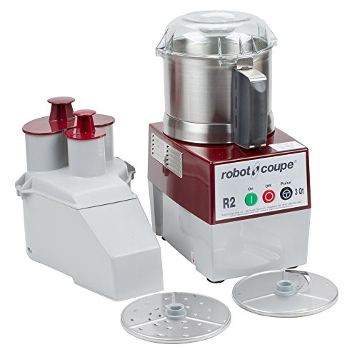 Robot Coupe R 2 N Ultra Continuous Feed Combination Food Processor