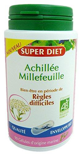 Superdiet - Achilee Millefeuilles 90 Gelules Superdiet