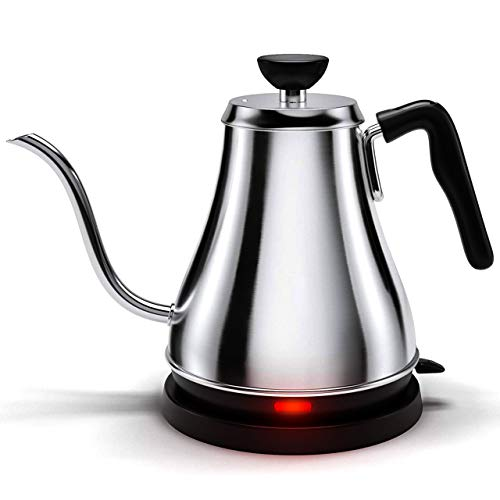 Willow and Everett Electric Gooseneck Kettle