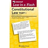 Image of Law in a Flash Cards: Constitutional Law I