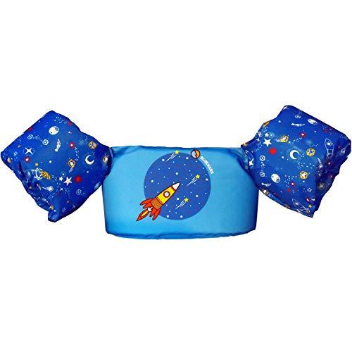 Blue Mars Kids Swim Vests, Floaties for Toddler Girls and...