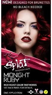 Splat Rebellious Fantasy Complete Hair Color Kit Midnight Ruby