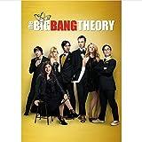 Newgeli The Big Bang Theory Poster Filmplakate Und Drucke