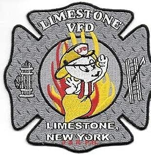 Limestone Vol. Fire Dept, New York (4.5