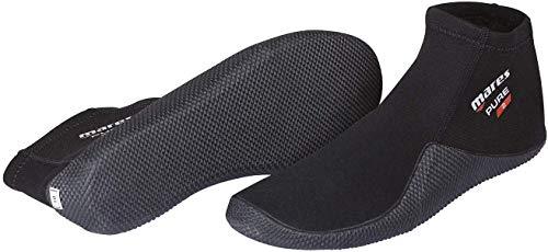Mares Dive Pure 2 mm buty do nurkowania dla dorosłych, uniseks, kolor czarny 36/37