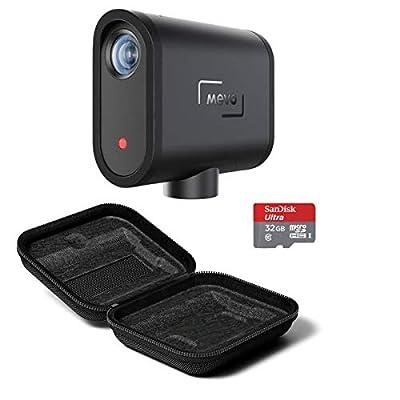 Mevo Start Live Event Camera - Bundle with 32GB MicroSDHC Memory Card, Start Case by Mevo