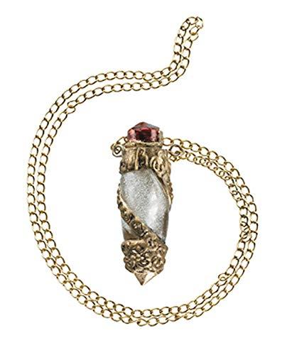 D-guisez 187412 Sables du Temps Amulette d'or One-Size