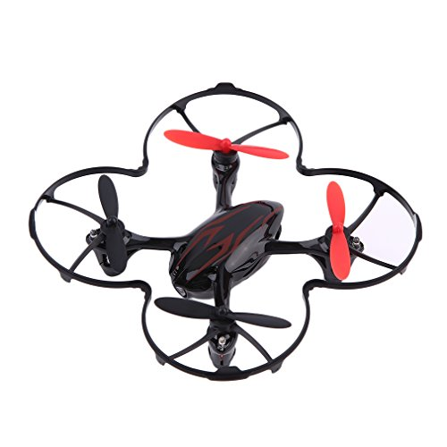 HUBSAN H-107C Mini Quadcopter - Cámara Digital 0.3 Megapíxeles