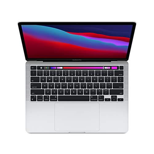2020 Apple MacBook Pro with Apple M1 Chip (13-inch, 8GB RAM, 256GB SSD Storage) - Silver