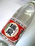 瑞泉 乙類25゜ 泡盛 赤ラベル 1.8L