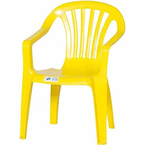 Fun Star Kindersessel gelb (Ve 60) 578002