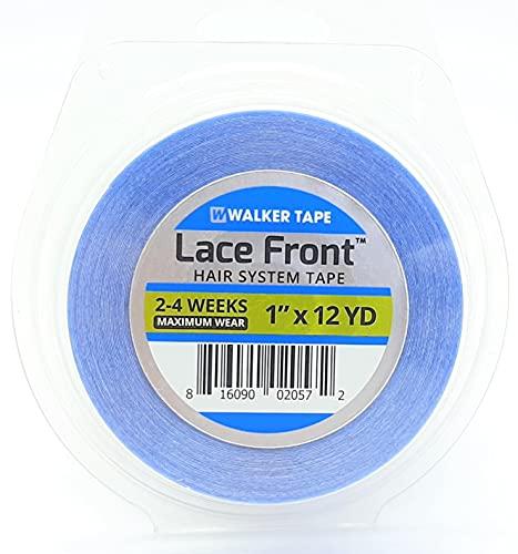 Fita Adesiva Capilar Lace Front 11m x2,5cm WalkerTape