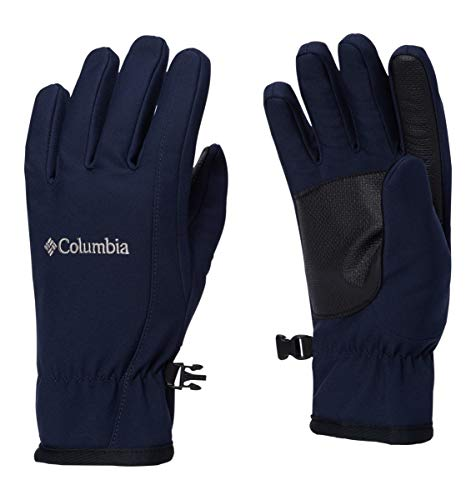 Columbia Women's Kruser Ridge Softshell Glove, Dark Nocturnal, Large