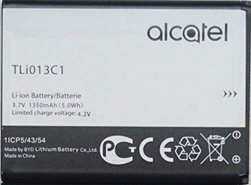 OEM Original Alcatel One Touch Go Flip TLi013C1 1350mAh Battery
