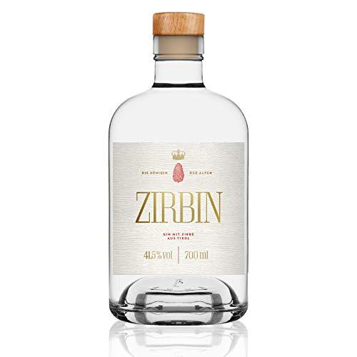 ZIRBIN Dry Gin - Ein Schluck Tirol! (1 x 0,7l)