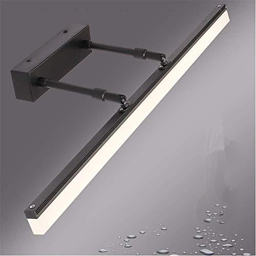 Zeer goede badkamerspiegel, led-lampen, waterdicht, anti-condens, lamp, badkamerspiegel, voorlamp, led-vanity-licht, eenvoudige make-up, wandlamp, spiegelkast, verlichting, afbeelding, koplamp, Ha