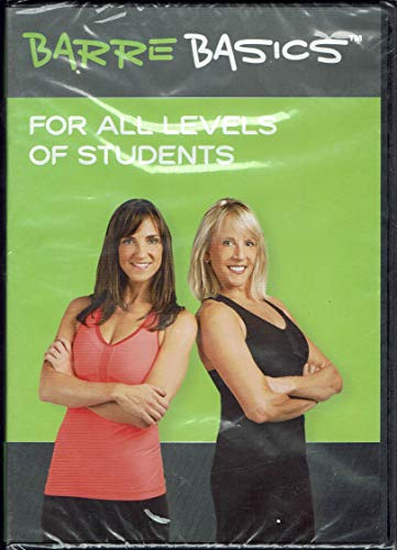 "Barre Basics ""For All Levels of Students"" DVD"