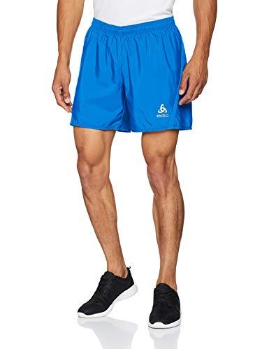 Odlo Shorts Element Light Homme, nebulas Blue, FR (Taille Fabricant : XL)