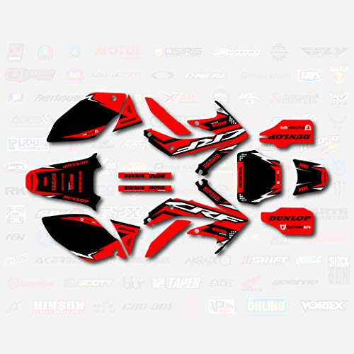 05 crf 450 graphics kit - 1
