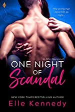 One Night of Scandal (After Hours Book 2)