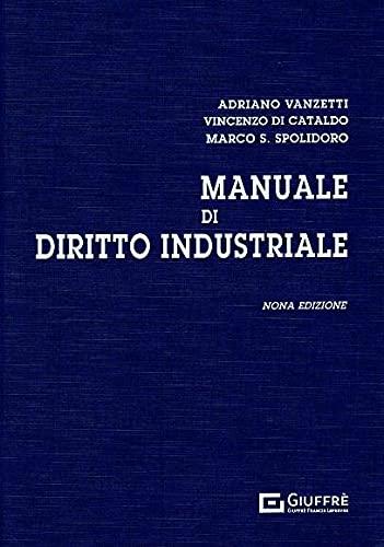 Manuale Di Diritto Industriale