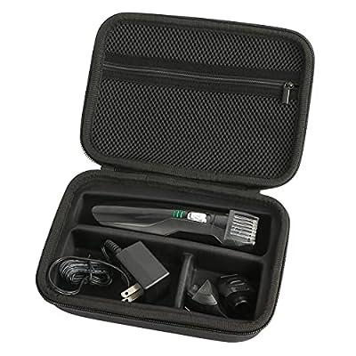Khanka Hard Protective Case for Philips Series 3000/5000/7000 Body Groomer Beard kit,fits BG3010/BG3015/BG5020/MG5730/MG7735 and More. by Khanka
