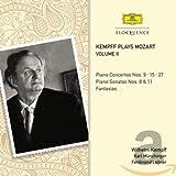 Kempff Plays Mozart Vol 2/Piano Concertos