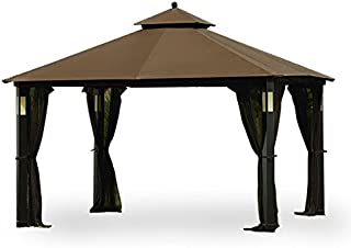 Best grand resort gazebo replacement canopy Reviews